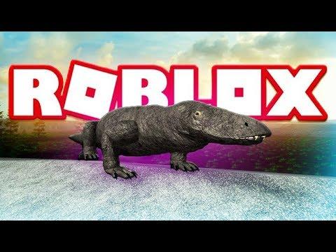 Roblox Megalania Cenozoic Survival Extinct Giant Lizard - cenozoic survival roblox