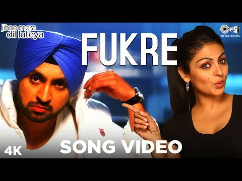 Fukre Song Video - Jihne Mera Dil Luteya | Diljit Dosanjh & Neeru Bajwa | Honey Singh