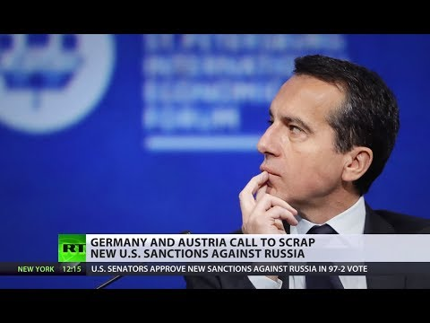 Sanctions benefit only the US: Germany, Austria call to scrap new anti-Russian measures