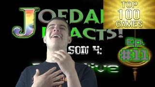 JoeDan54 Reacts! - Top 100 Games - S4E11