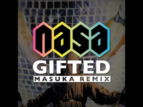 NASA ft Kanye West,Santigold & Lykke Li  Gifted Masuka Remix
