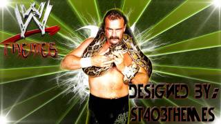 "Jake The Snake Roberts 1st Theme Song: ""Snake Bit"""