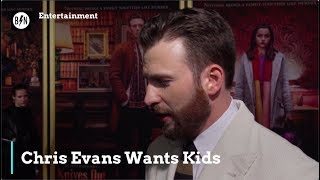 Subscribe! http://bit.ly/subbuzznet evans is currently believed to be single but has expressed a wish settle down and start family soon. he referenced t...