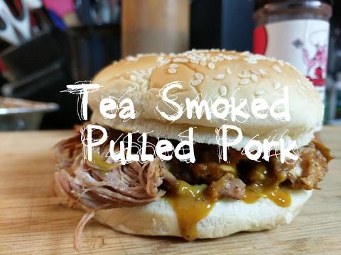 MothersBBQ | Tea Smoked Pulled Pork Recipe