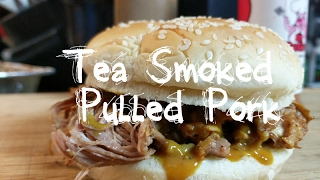 MothersBBQ | Tea Smoked Pulled Pork Recipe