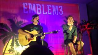 Emblem3 New Song (don