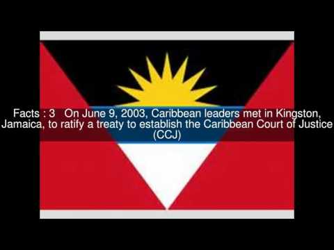Laws of Antigua and Barbuda Top  #5 Facts