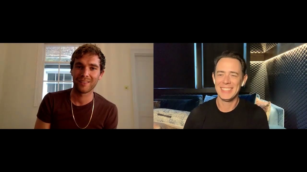 In Conversation: Mike Kerr & Colin Hanks