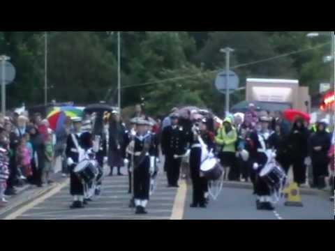 Dartmouth Royal Regatta 2012