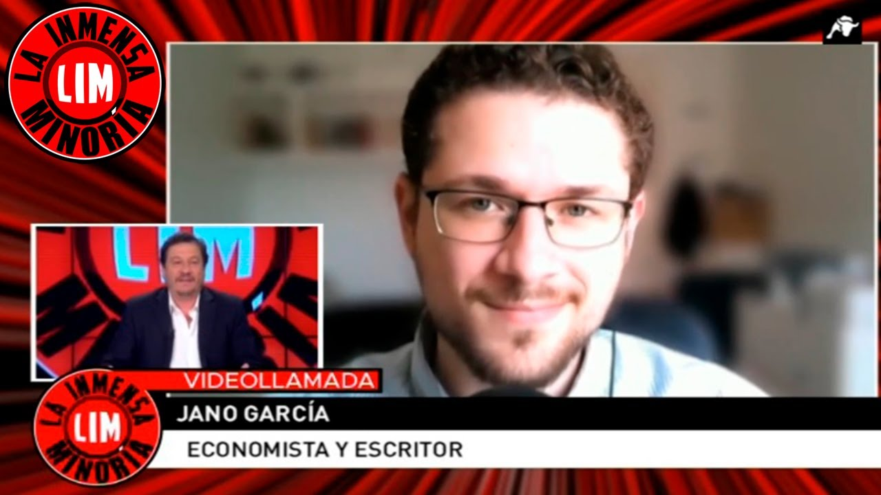 Jano Gracía: 'Este Gobierno son una panda de inútiles que en el sector privado no podrían vivir