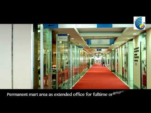 India Exposition Mart-Facilities video