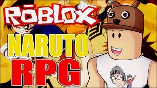 Roblox - Vida de Ninja (Naruto RPG) #5