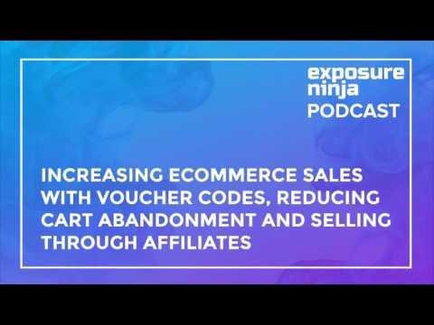 Ninja SEO Podcast #12 | How To Increase  eCommerce Sales | Exposure Ninja