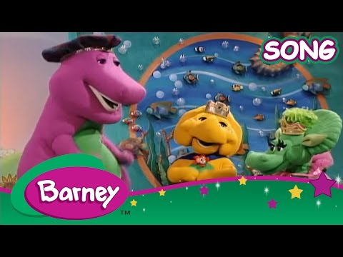 Barney - Old King Cole (SONG)