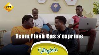 L'interview - Série Virginie - Team flash Cas s'exprime.....