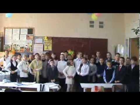 """Muguraşii clasei a IV-a """"A"""" LTPA """"Nicolae Sulac"""""""