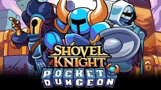 Shovel Knight Pocket Dungeon Trailer - Releases Winter 2021