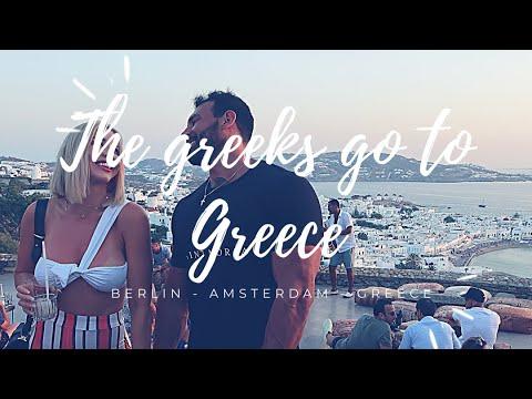The Europe Vlog