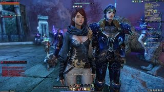 Icarus Online Vampire's Manor Dungeon Gameplay