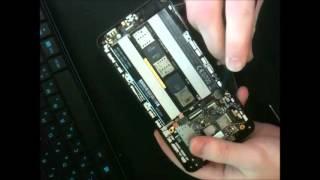 видео Замена вибромотора ASUS Zenfone 5 LTE