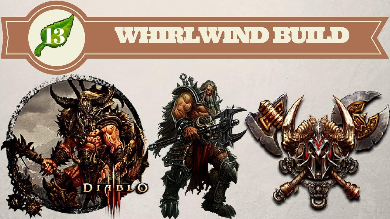 Season  Whirlwind Barbarian Build