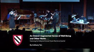 Anthony Tan | Full Concert || Radcliffe Institute thumbnail