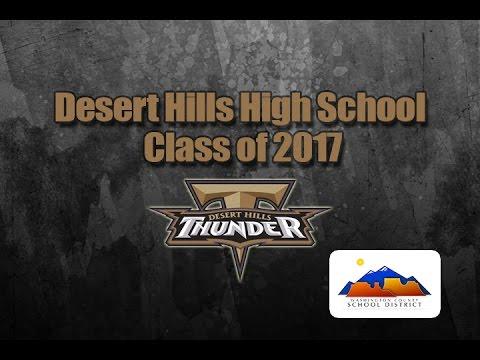 2017 Desert Hills High School Graduation