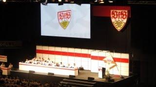 Pro altes VfB Wappen Mitgliederversammlung 2013 VfB Stuttgart 1893 e.V.