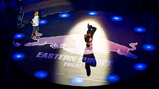 Quattro J VS Onel - Red Bull BC One Eastern European Final 2015