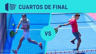 Cuartos de Final Galán/Mieres Vs Chingotto/Tello Valladolid Master | World Padel Tour