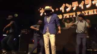 Watch Japanese artist Naoto Inti Raymi's performance at Music Matters Live with HP 2014 at Fountain Stage, on May 22! Naoto is part of Japan Night showcase.