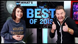 Top 15 YouTube Videos of 2013 (ft. Bart Baker) | What's Trending Original