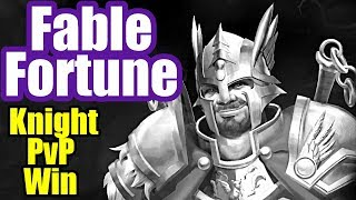 How To Play Fable Fortune #1   Knight PvP Win (XBox One)