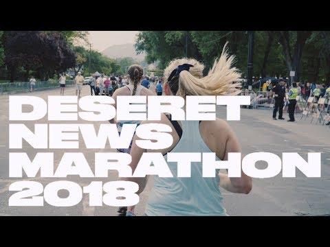 2018 Deseret News Marathon Highlights