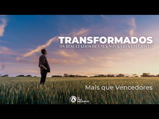 MAIS QUE VENCEDORES - Pr. Alan Rocha