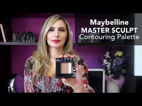 Maybelline MASTER SCULPT CONTOURING PALETTE