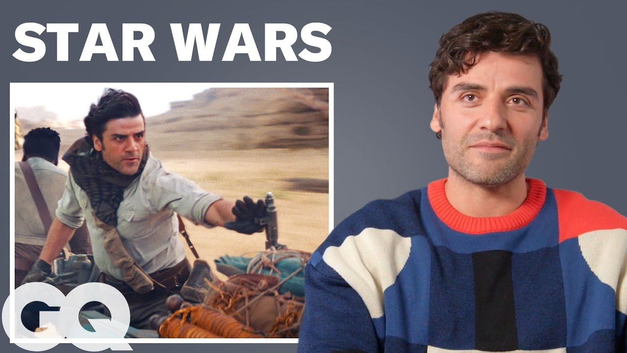 Oscar Isaac Breaks Down His Most Iconic Characters | GQ