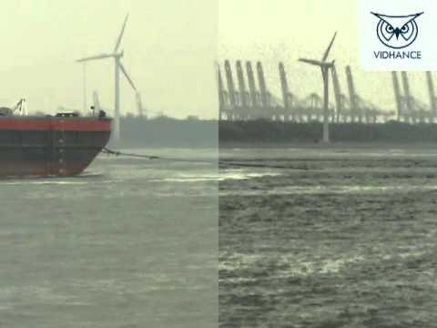 Marine environment fog penetration - automatic