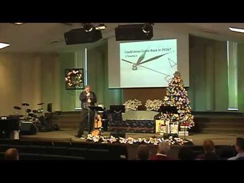 Will Jesus Return In 2016? - Rev Tom Harmon
