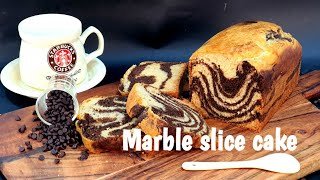 Marble slice cake# ☎️☎️9850746889, 788 786 6677 for online classes # om sai cooking