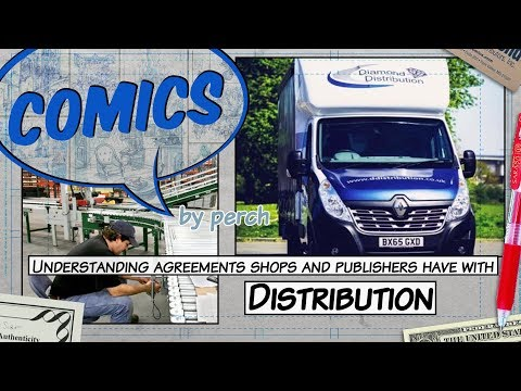The Ins and Outs of Comic Distribution Agreements