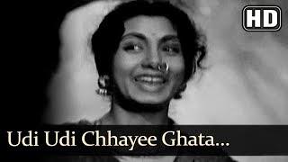 udi udi chhayee ghata hd amar song nimmi filmigaane