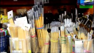 Подготовка к художественной школе