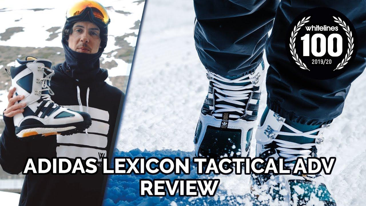 adidas snowboard boots uomo