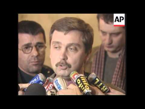 FRANCE: CARLOS THE JACKAL TRIAL: CARLOS IS SENTENCED TO LIFE (1)