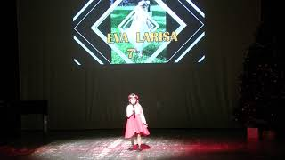 TOP TALENT SHOW 2019-  EVA LARISA