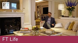 Master Suite: inside London