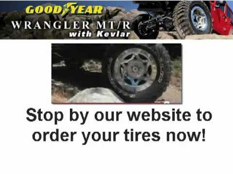 Goodyear Wrangler MTR Kevlar Radial Tire | Houston,Dallas,Austin,Tyler,Longview,Gilmer