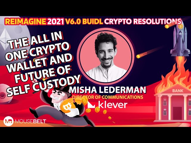 Misha Lederman - Klever - Wallet 3.0