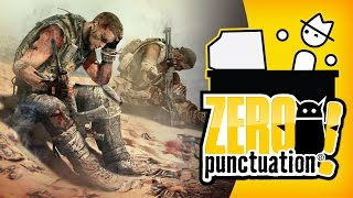 SPEC OPS_ THE LINE (Zero Punctuation)